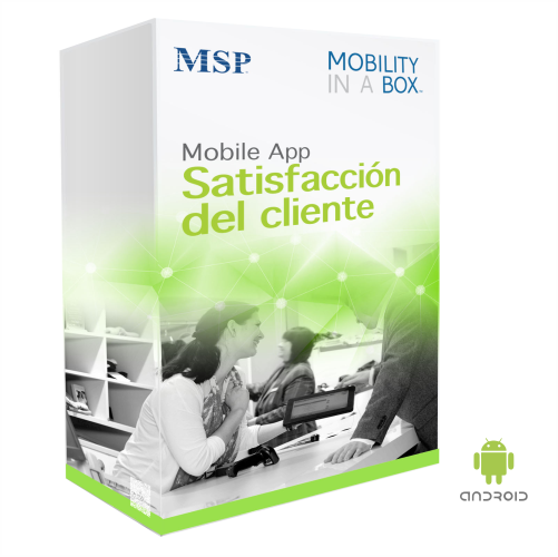 Satisfaccion del cliente App Happy Cutomer